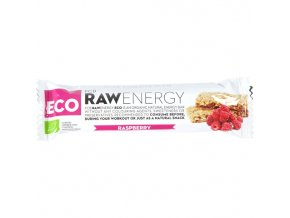 FCB Raw Energy malina 30g