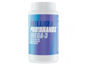 probrands omega 3 rybi olej 1000mg 120tablet