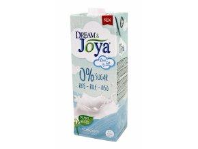 Joya rýžový nápoj Ca, 0 % cukru 1l