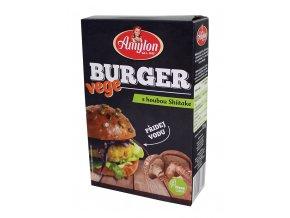 Amylon Vege burger s houbou shiitake 125g