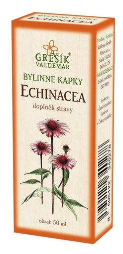 Grešík Bylinné kapky Echinacea kapky 50 ml