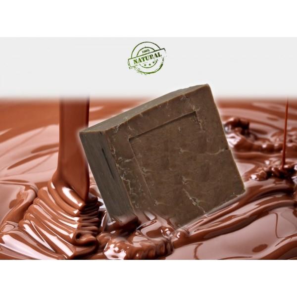 Levně AVDA s.r.o. Ilya přírodní mýdlo Čokoládové mýdlo 150 g