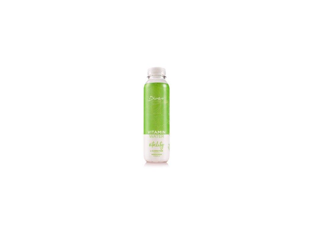 Levně Diva's Diva´s - Vitamínová voda - Vitality 400ml