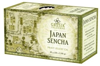GREŠÍK Japan Sencha 20 n.s.