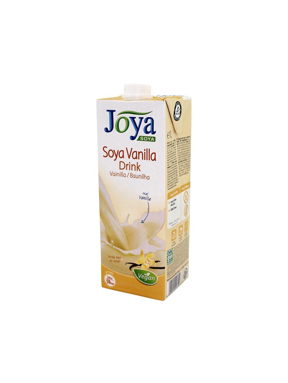 Levně Joya sojový vanilkový nápoj 1l DMT 4/2021