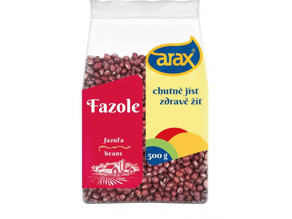 ARAX Fazole Adzuki 500 g