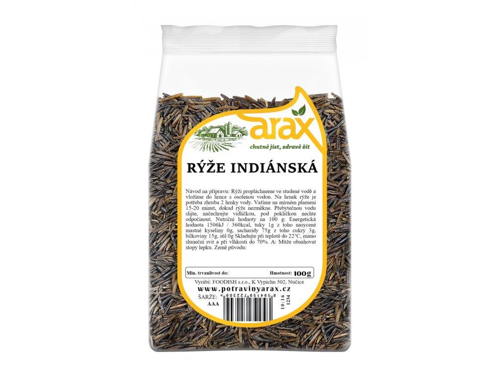 ARAX Rýže indiánská 100 g