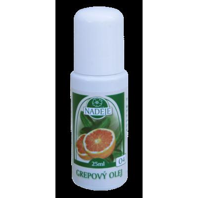 Naděje-byliny NADĚJE-PODHORNÁ Olej Grepfruitové semínko 25 ml