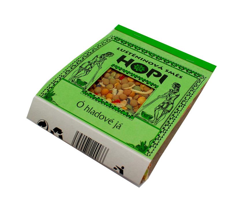 Zdraví z přírody s.r.o. Polévka Ó hladové já 150 g Hopi popi