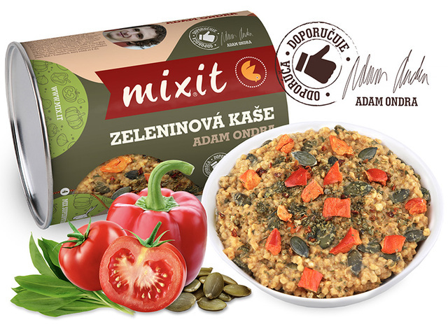 MIXIT Zeleninová kaše Adama Ondry 250 g