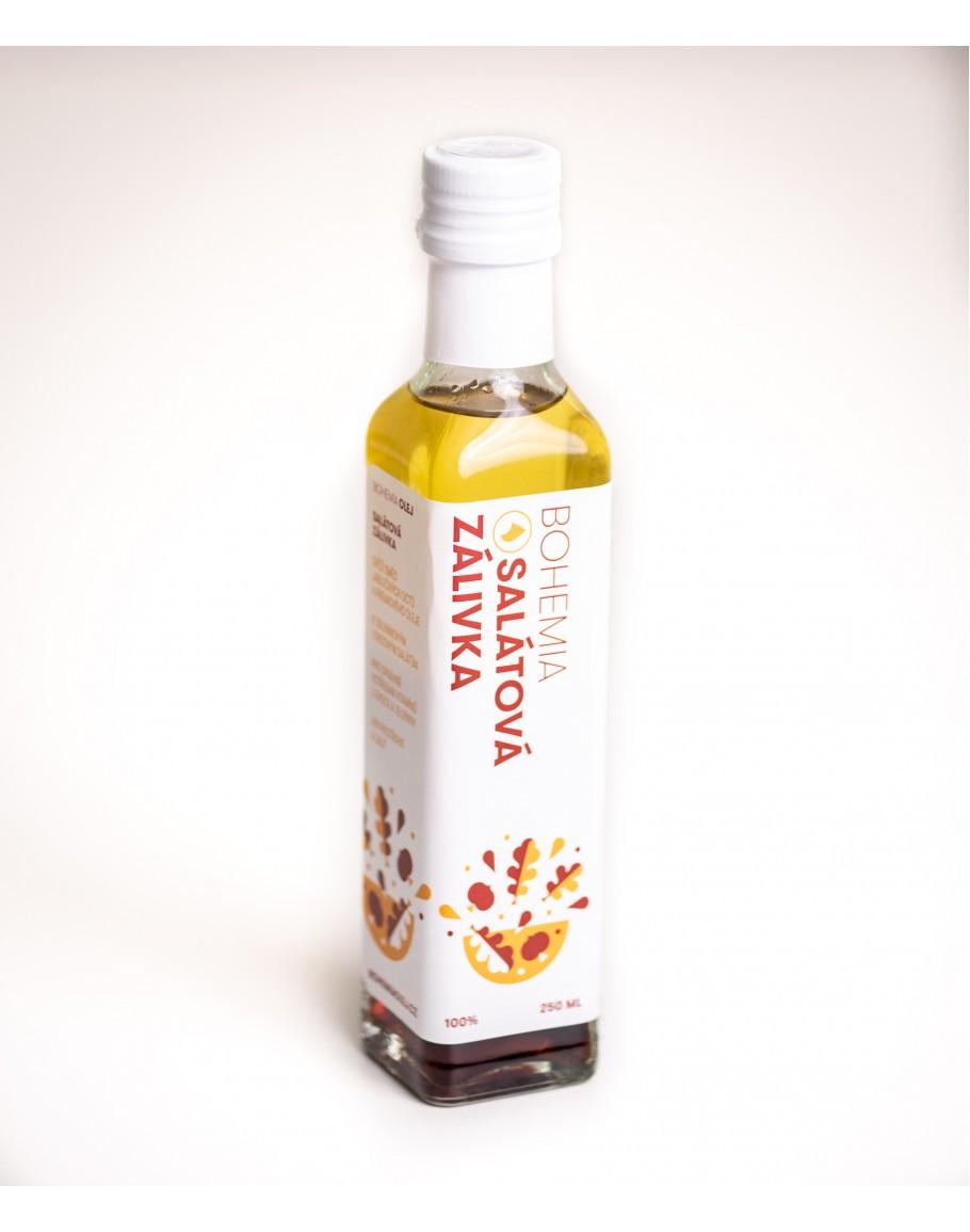 Bohemia olej Salátová zálivka 250 ml