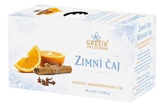GREŠÍK Zimní čaj 20 n.s.