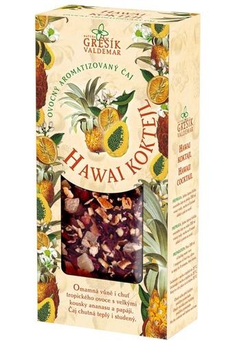 Grešík Natura Hawai koktejl krab. Ovocný čaj 120 g