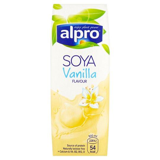 Alpro sojový nápoj vanilka 250ml