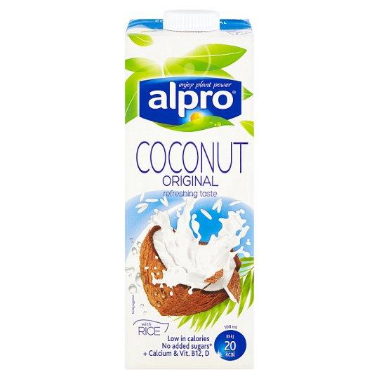 Alpro kokosový nápoj originál 1l
