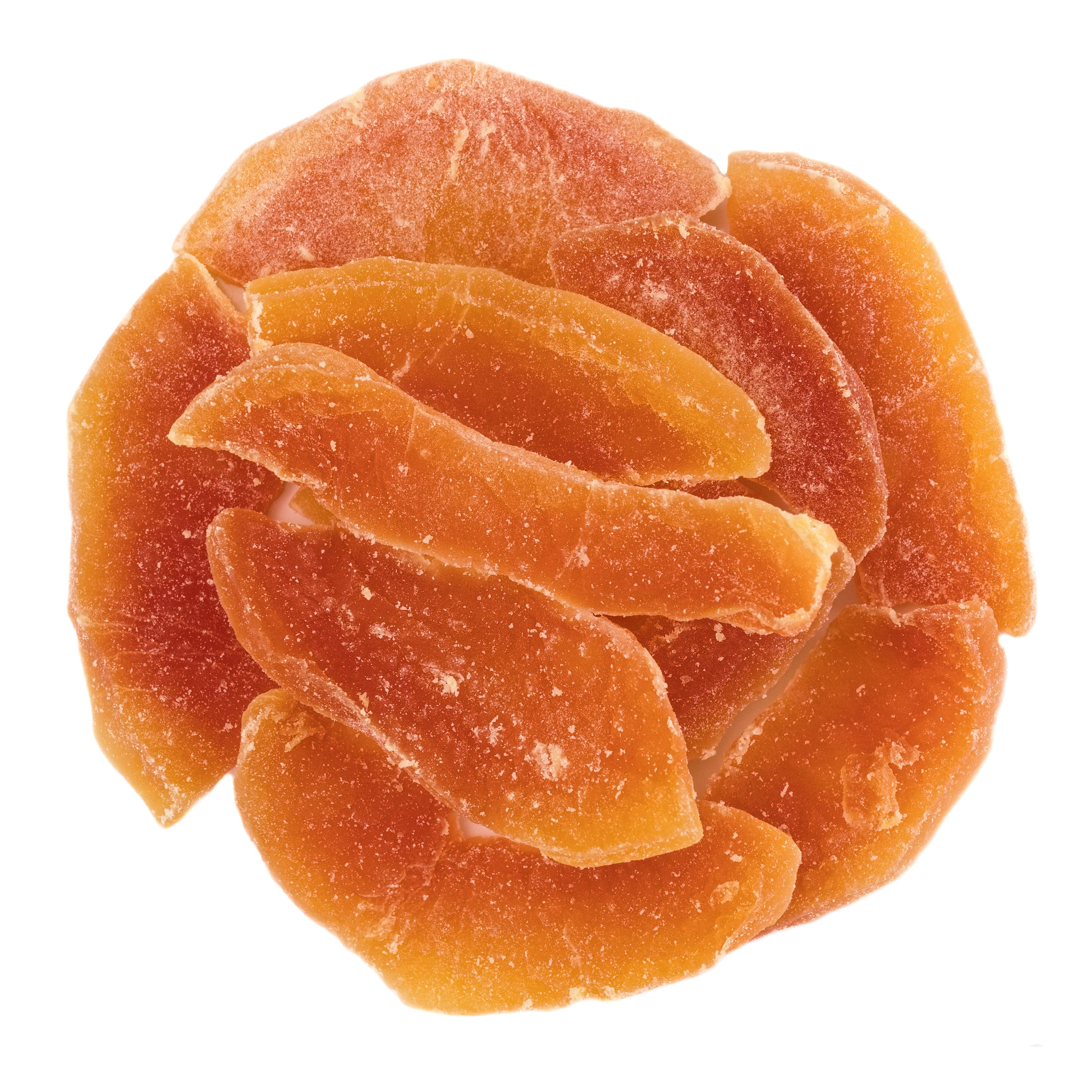 Levně NUTSMAN Papaya plátky, proslazované Množství: 1000 g - nejvyšší kvalita zaručena