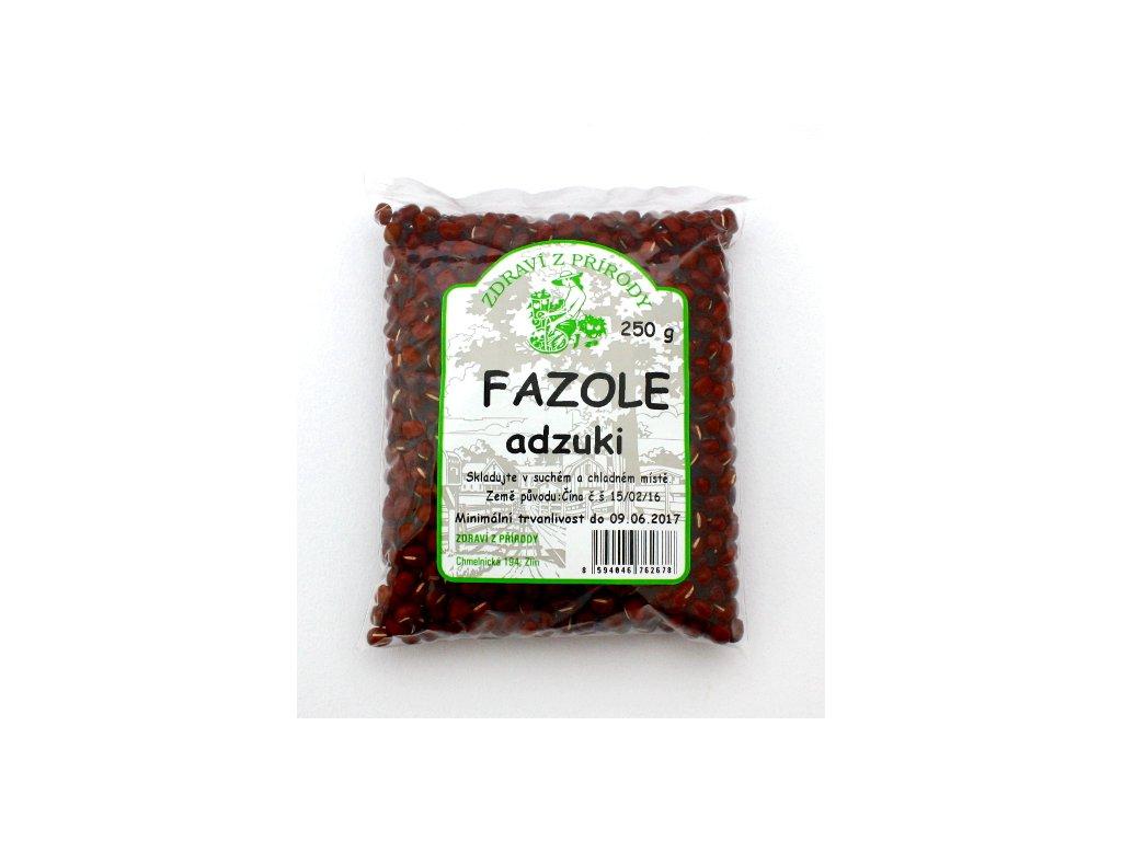 Zdraví z přírody Fazole Adzuki 250g