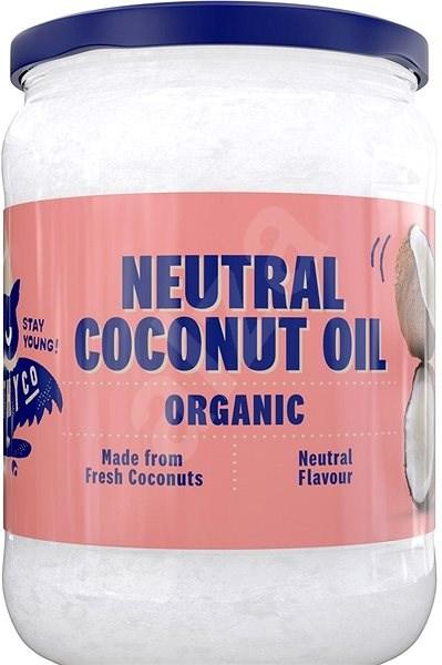 Levně HealthyCo BIO kokosový olej - neutrální 500ml