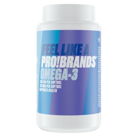 PROBRANDS Omega 3 Rybí olej 1000mg