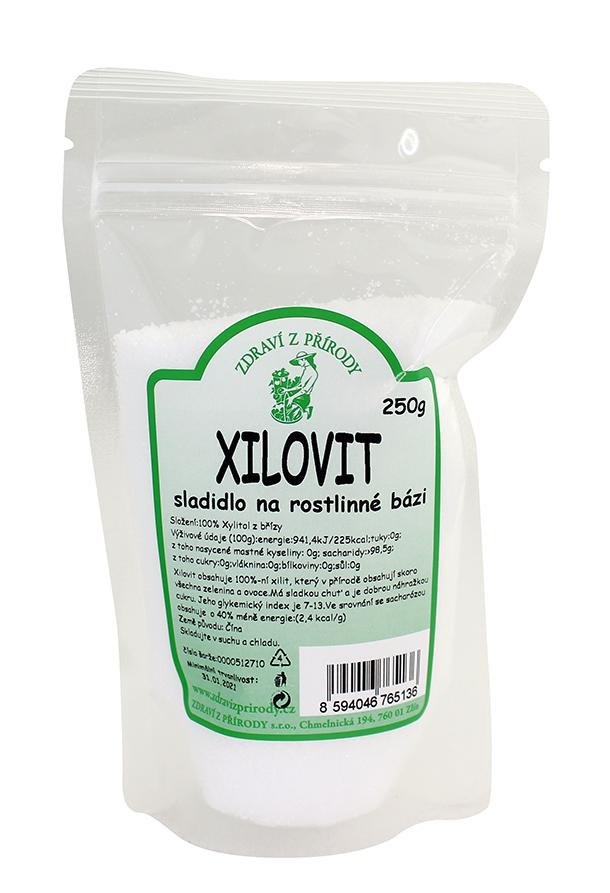 Zdraví z přírody Xylitol 250g