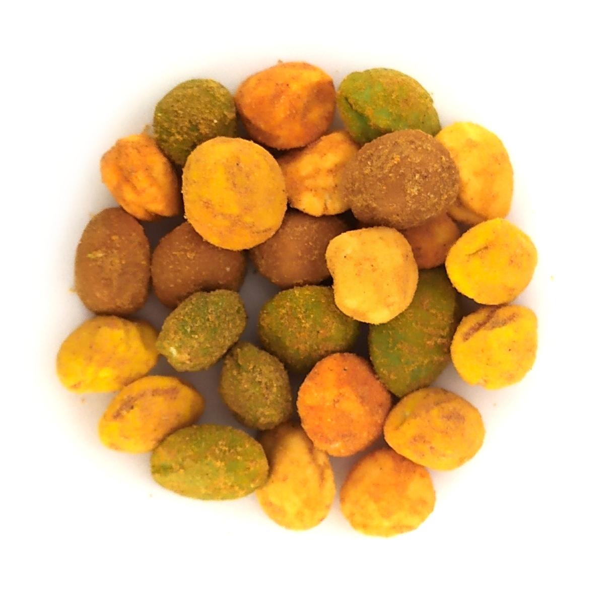 NUTSMAN Arašídy v ďábelském koření Množství: 500 g - nejvyšší kvalita zaručena