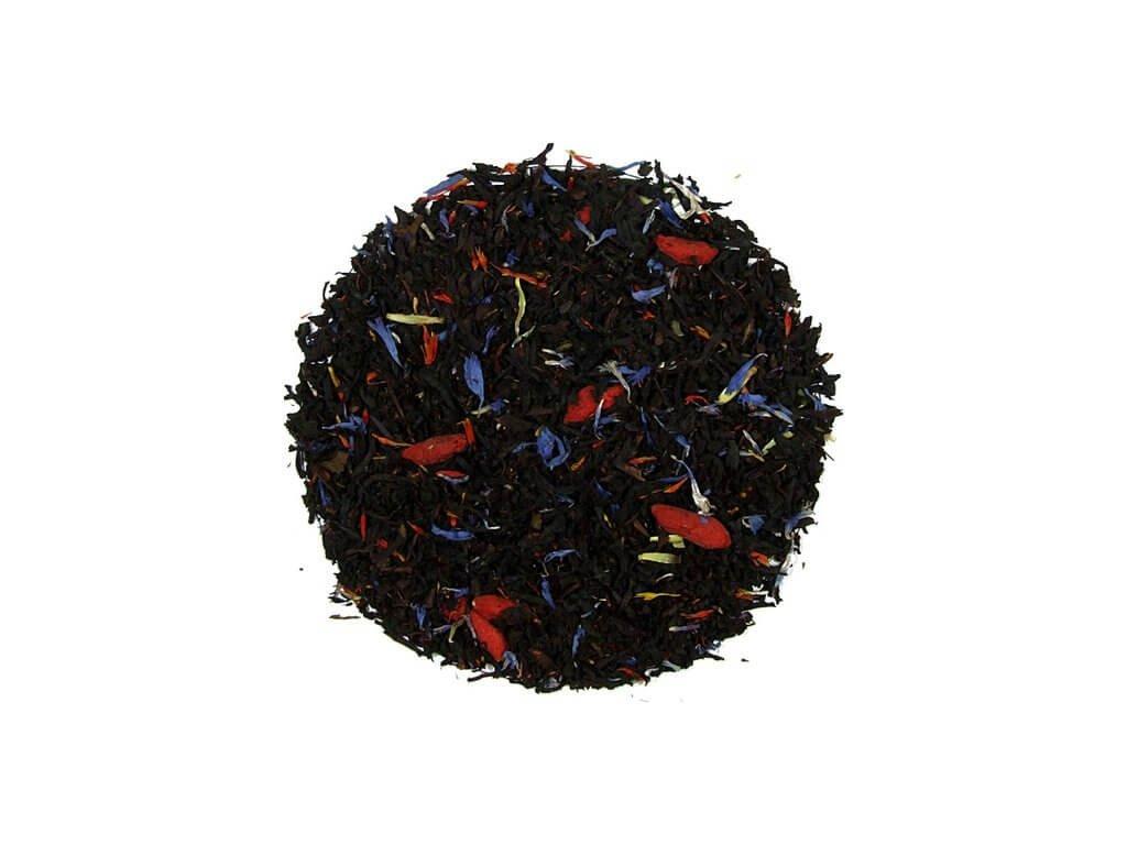 goji černý čaj