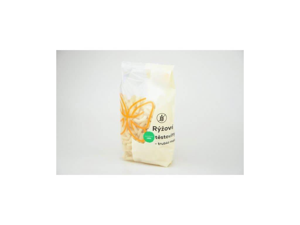rýžové těstoviny trubka bez loga