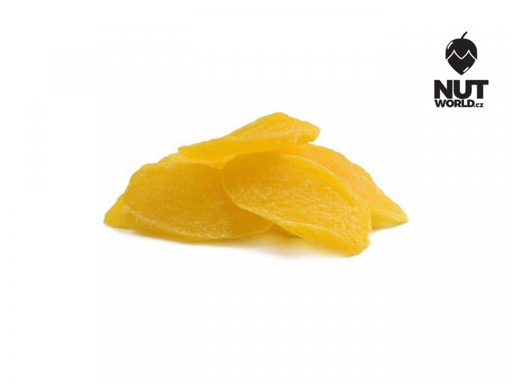 ananas plátky sušený