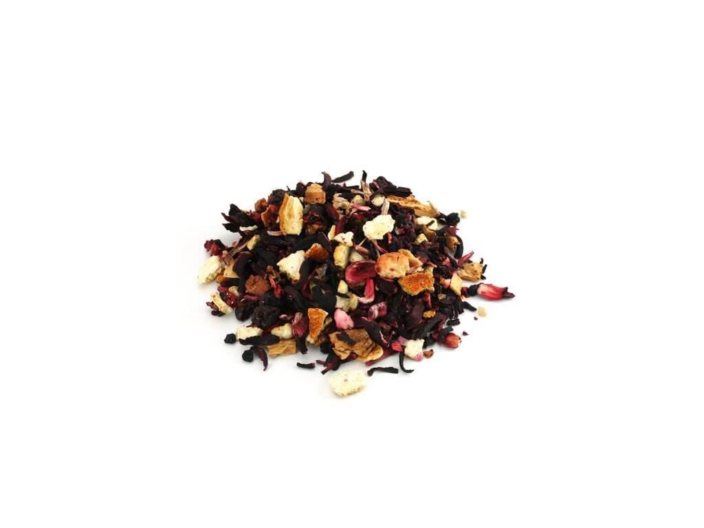lesní ovoce ovocný čaj