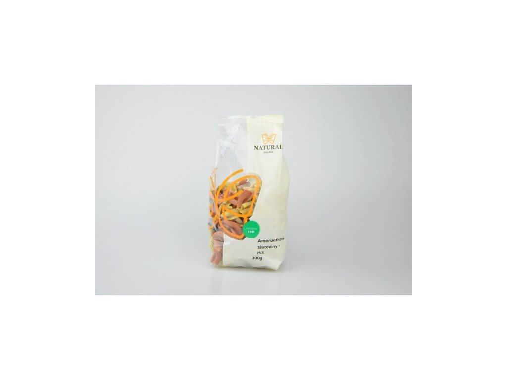 těstoviny amaranthové