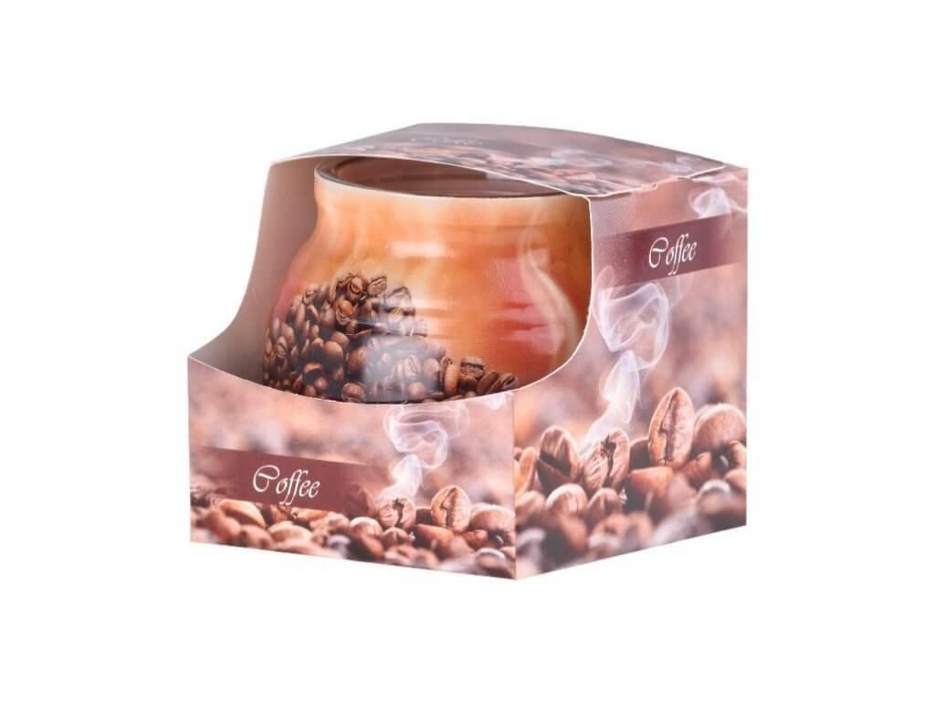 vonná svíčka coffee nutworldcz