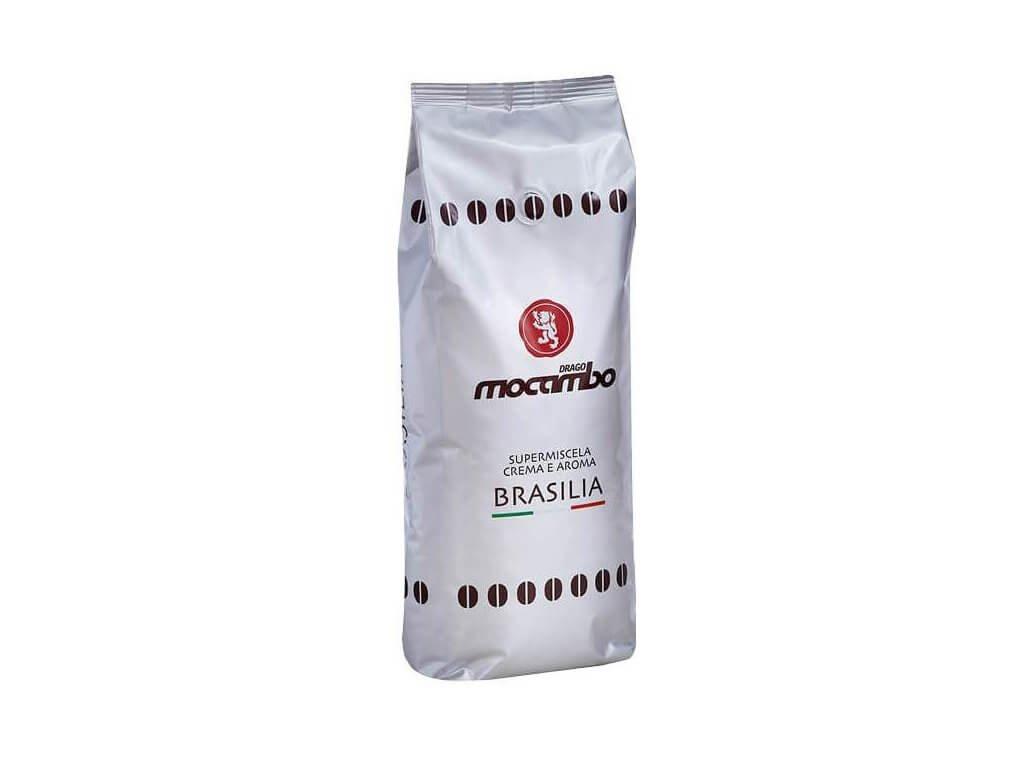 zrnková káva brasilia