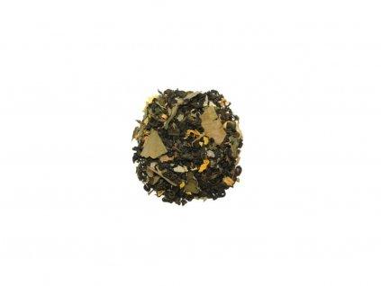 mango guarana zelený čaj