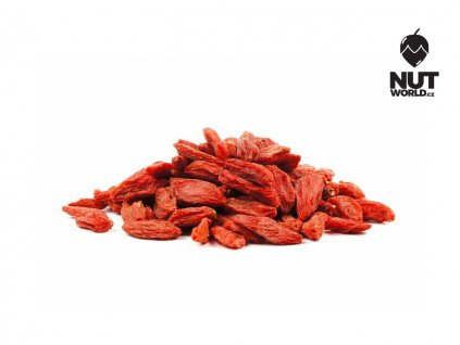 goji kustovnice činská superfood vegan