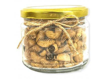 ořechy deluxe ve skle nutworldcz originální