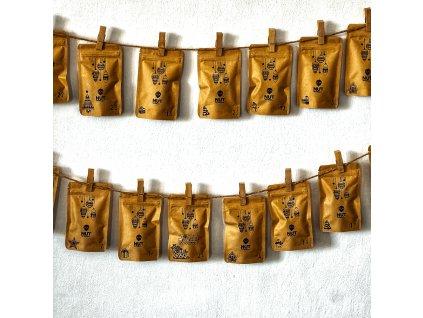 adventní kalendář originální nutworldcz vánoce