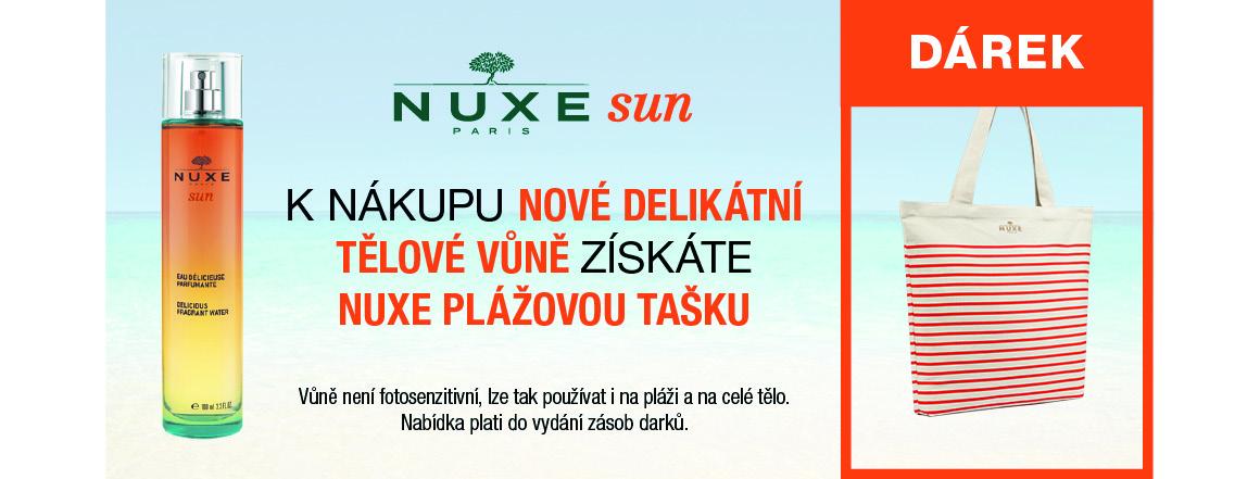 Nová vůně Nuxe Sun
