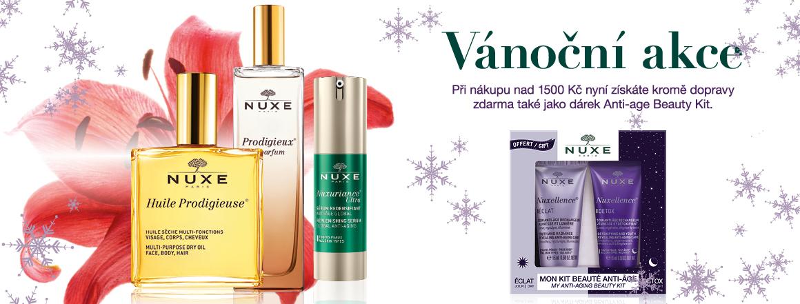 Nuxe Nuxellence Beauty Kit dárek
