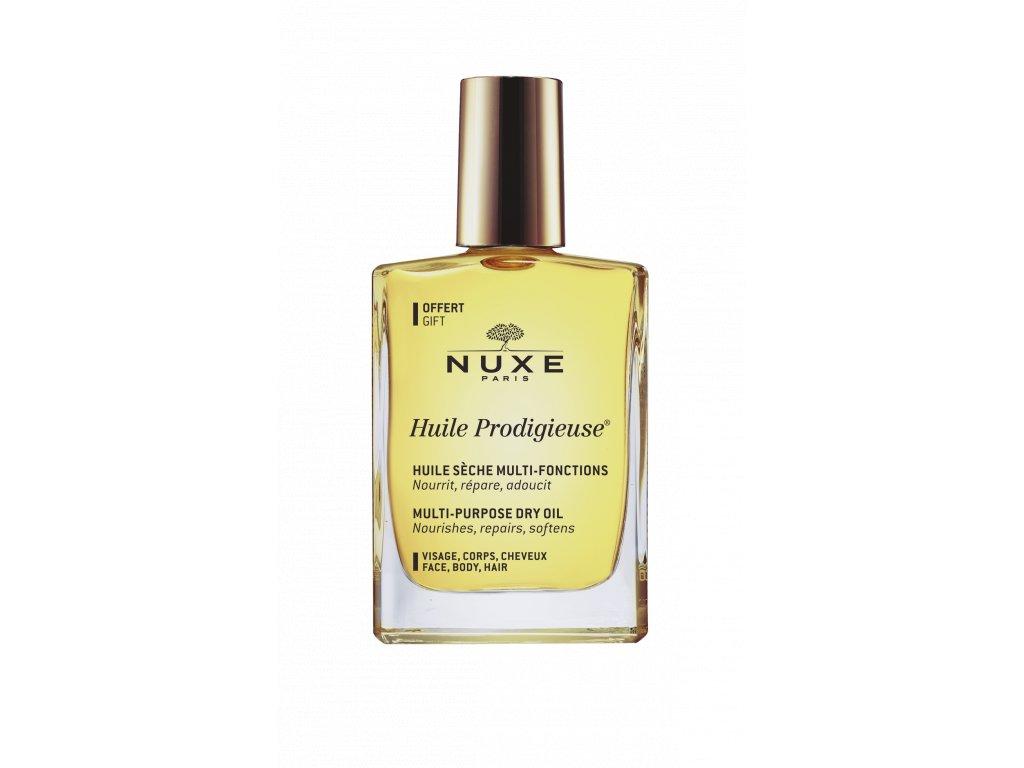 Dárek - Huile Prodigieuse Suchý olej 30 ml | www.Nuxe-kosmetika.cz