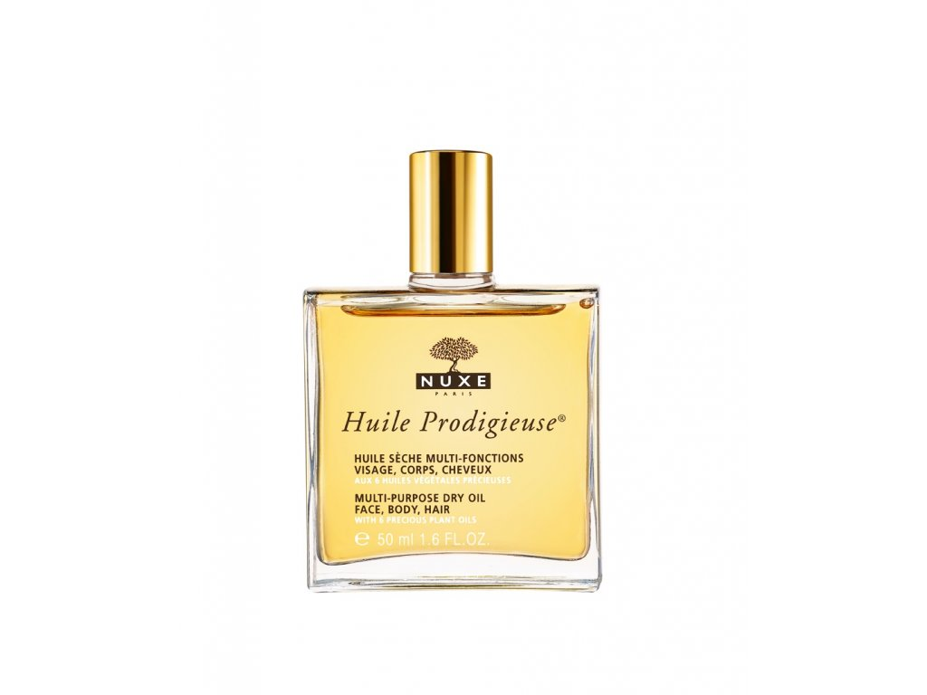 Nuxe Huile Prodigieuse - Zázračný olej 100 ml   www.Nuxe-kosmetika.cz