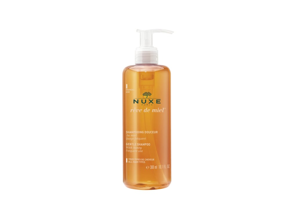 Nuxe Reve de Miel - Jemný šampon 300 ml   www.Nuxe-kosmetika.cz
