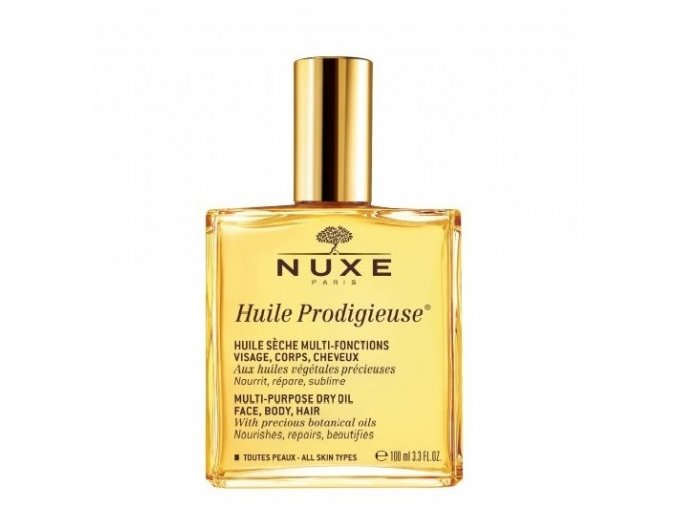 Nuxe Huile Prodigieuse - Zázračný olej 100 ml | www.Nuxe-kosmetika.cz