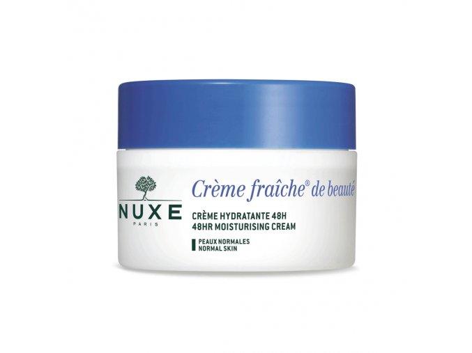 Nuxe Créme fraiche de beauté - Hydratační péče 48 h pro normální pleť 50 ml | www.Nuxe-kosmetika.cz