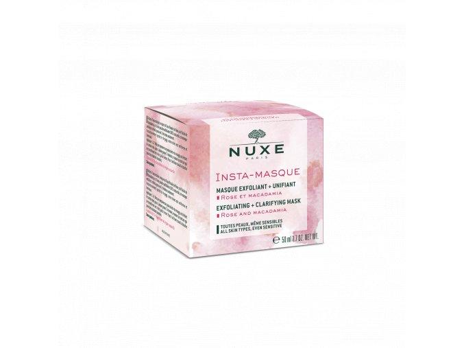 Nuxe Insta Masque Maska pro exfoliaci a sjednocení