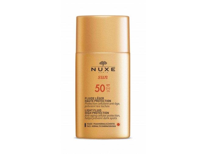 NUXE SUN Fluid SPF50