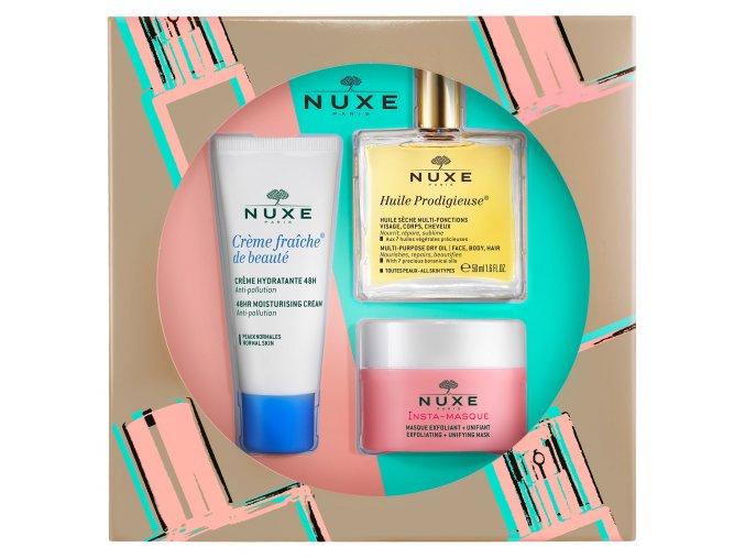 Nuxe set Essentials Visage 2020 Nuxe kosmetika.cz
