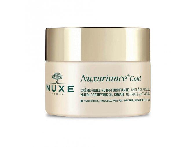 Nuxuriance Gold Vyživující olejový krém