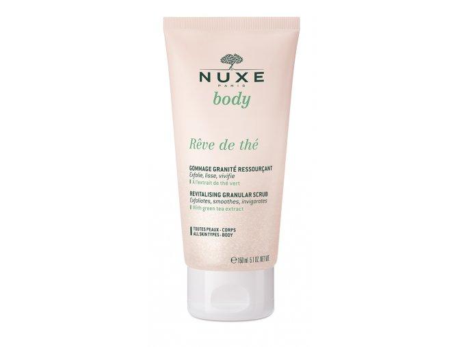 Nuxe Reve de Thé Revitalizační tělový peeling 150ml Nuxe kosmetika.cz