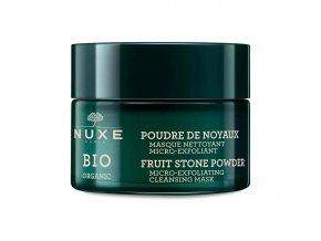 NUXE Bio Čistící mikro exfoliační maska 50ml