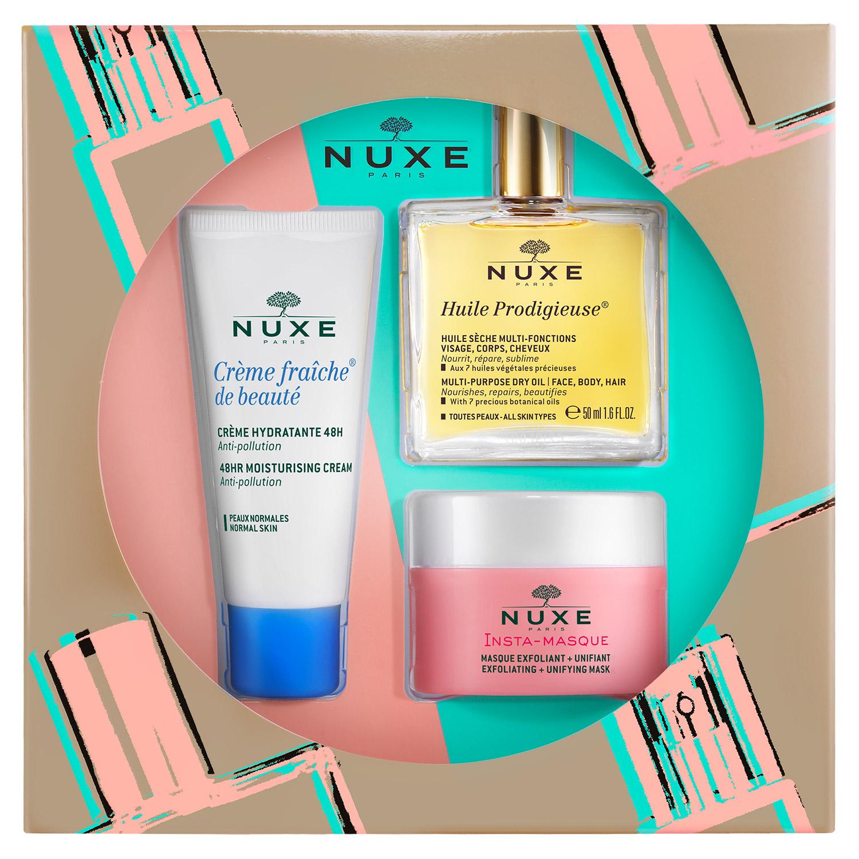 Nuxe Les Essentiels Visage edice 2020| Nuxe-kosmetika.cz
